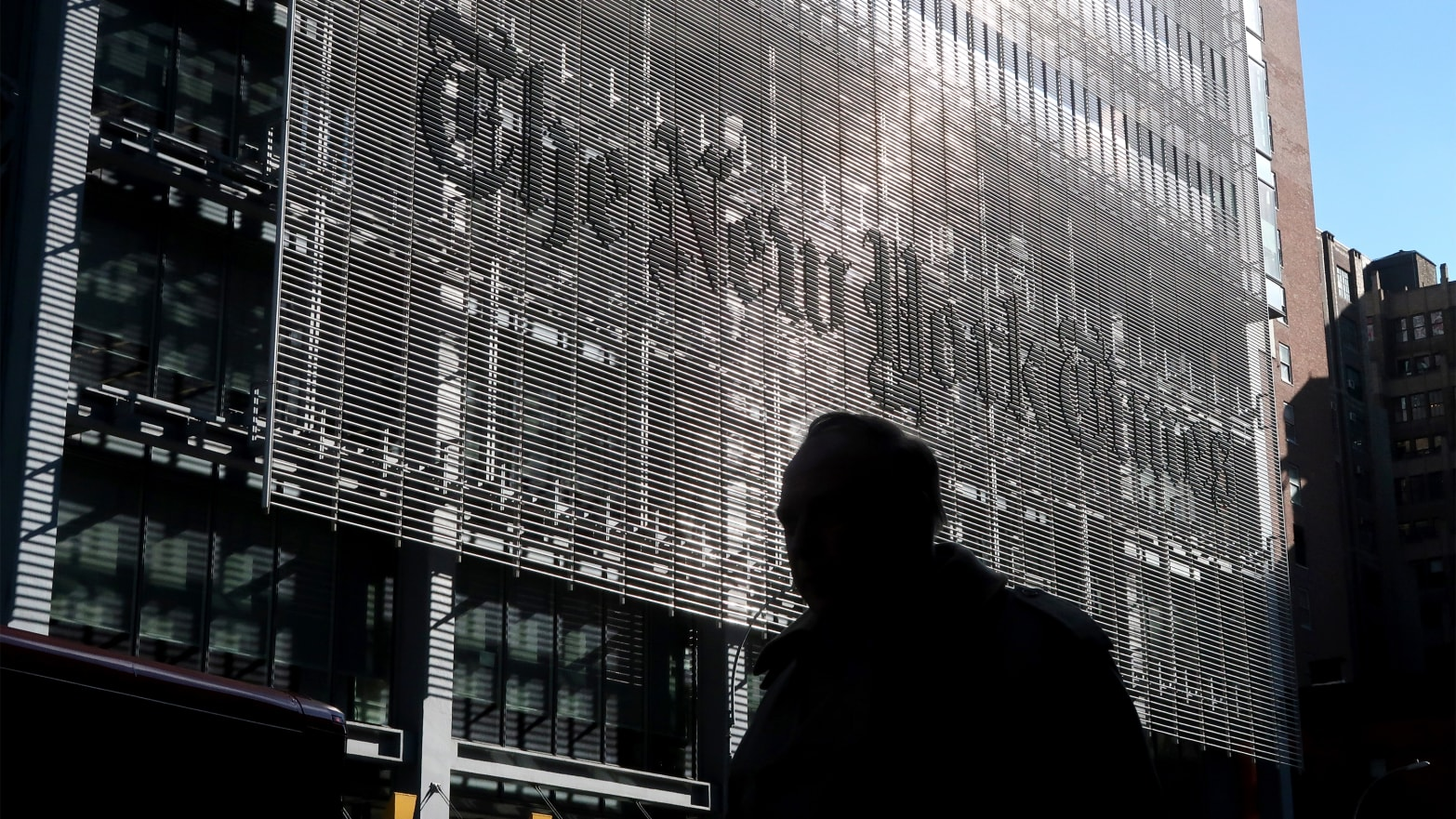 New York Times Drops Syndication Service That Supplied Anti Semitic