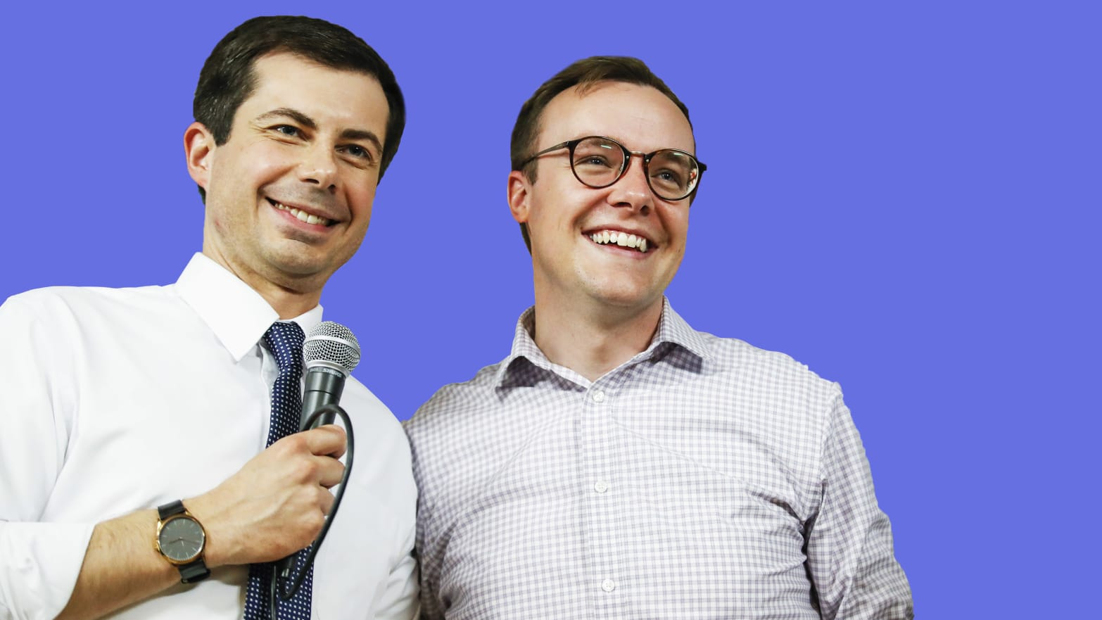 Chasten Buttigieg How Mayor Petes Husband Went From Cast Out To