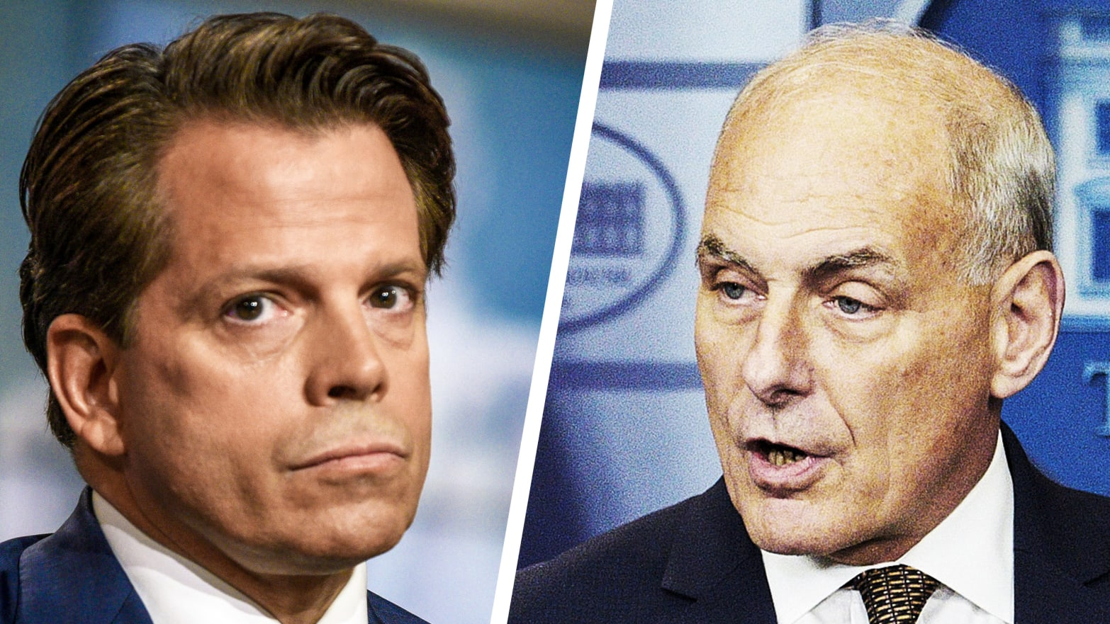 Anthony Scaramucci and the Man Who Fired Him, John Kelly, Reunite to Vent About Time in the White House