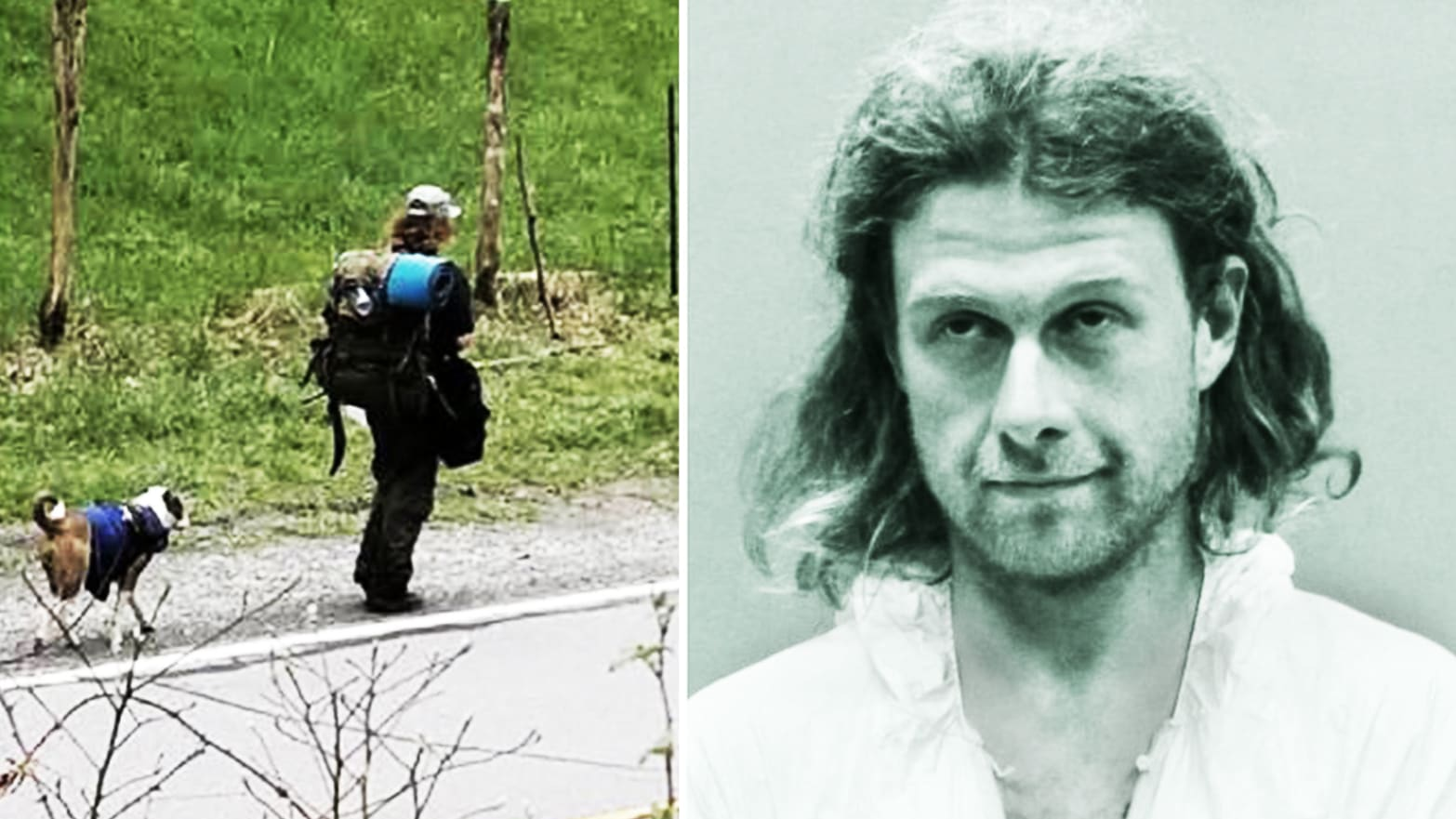 James Jordan Charged With Hacking Appalachian Trail Hiker to Death Weeks After Release From Jail