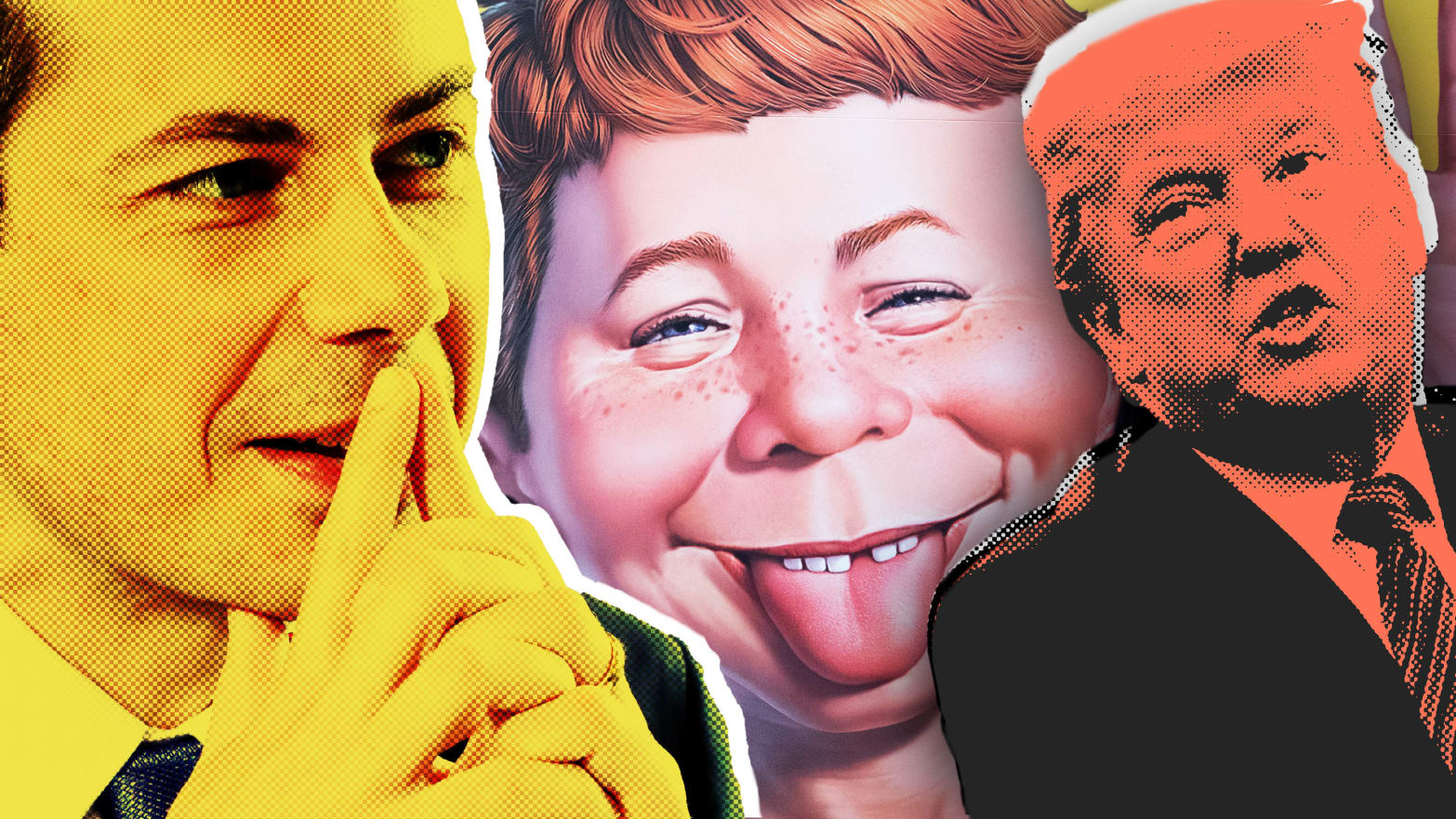 How Mayor Pete Buttigieg Can Cut Old Man Trump Down to Size