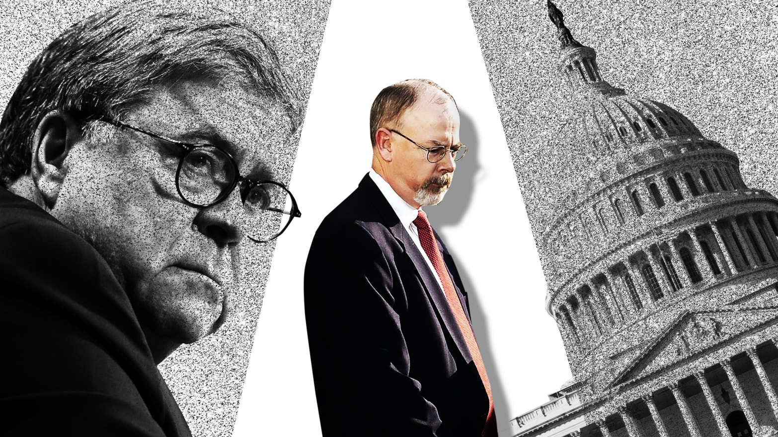 William Barr Assignment of John Durham to Look at Russia
