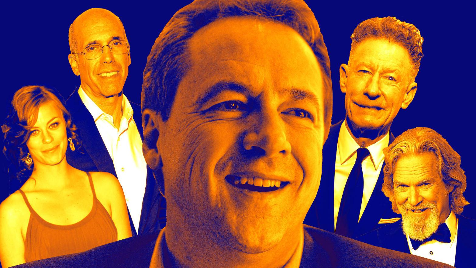 Hollywood's Dark Horse Pick Is a White Guy Named Steve Bullock