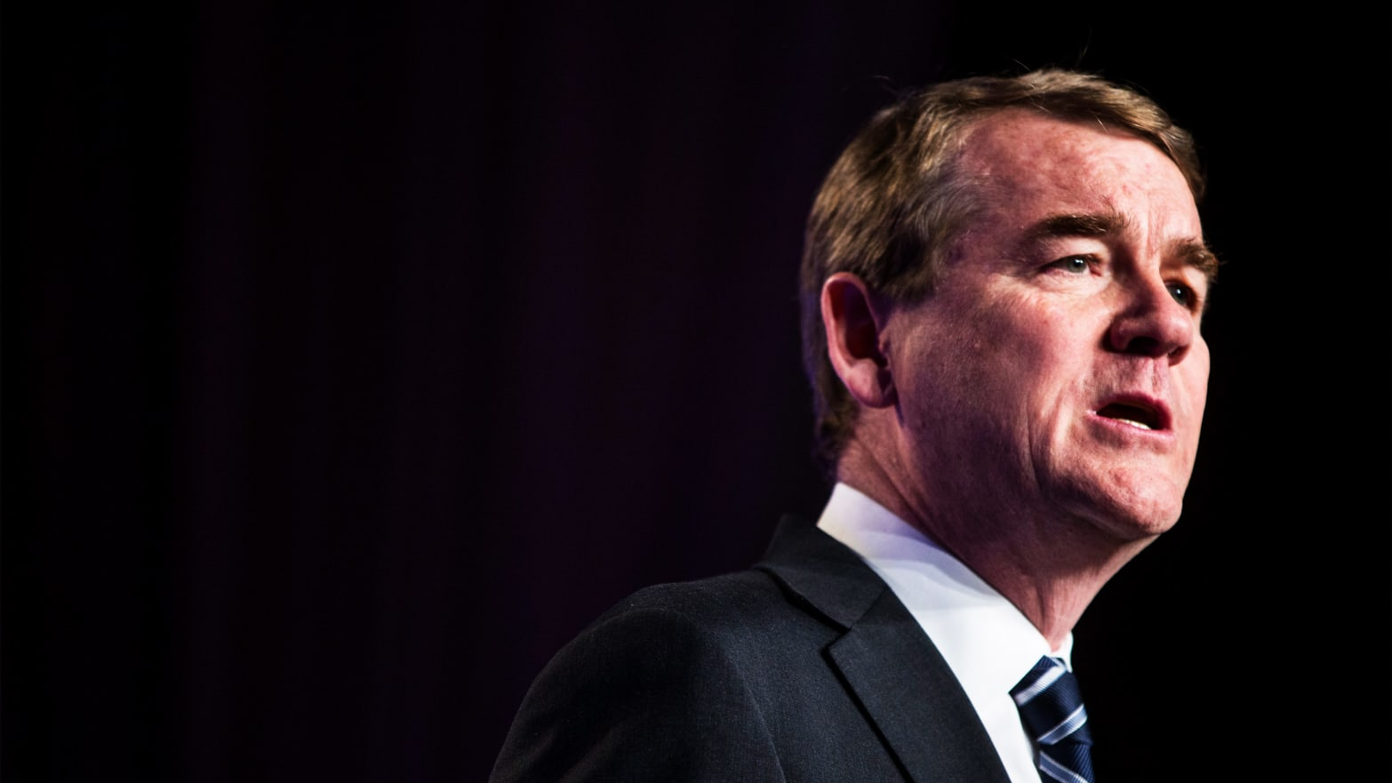 Michael Bennet Understands Exactly What's Gone Wrong in America