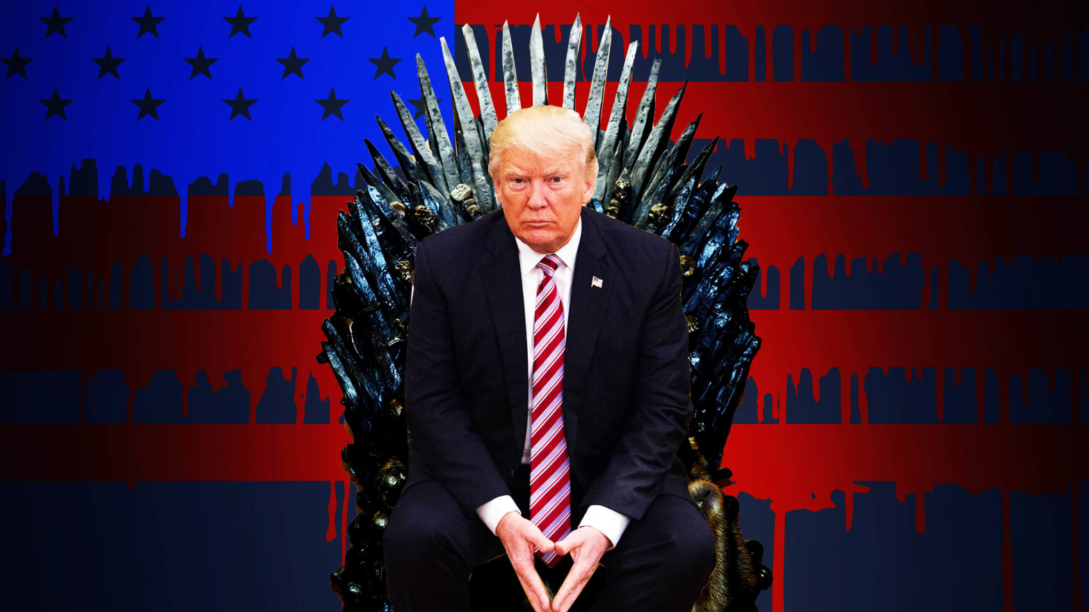 Trump Is on the Iron Throne, and American Democracy Is Dead