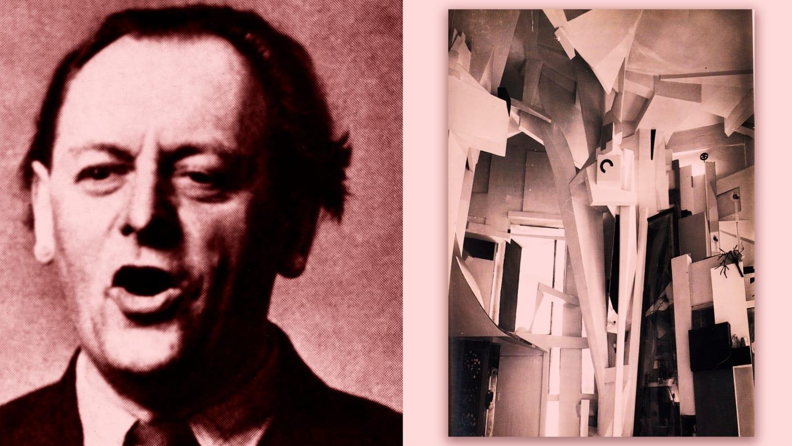 The Nazis Called Kurt Schwitters a 'Degenerate' Artist. His 'Merzbau' Was a Living Work of Art.