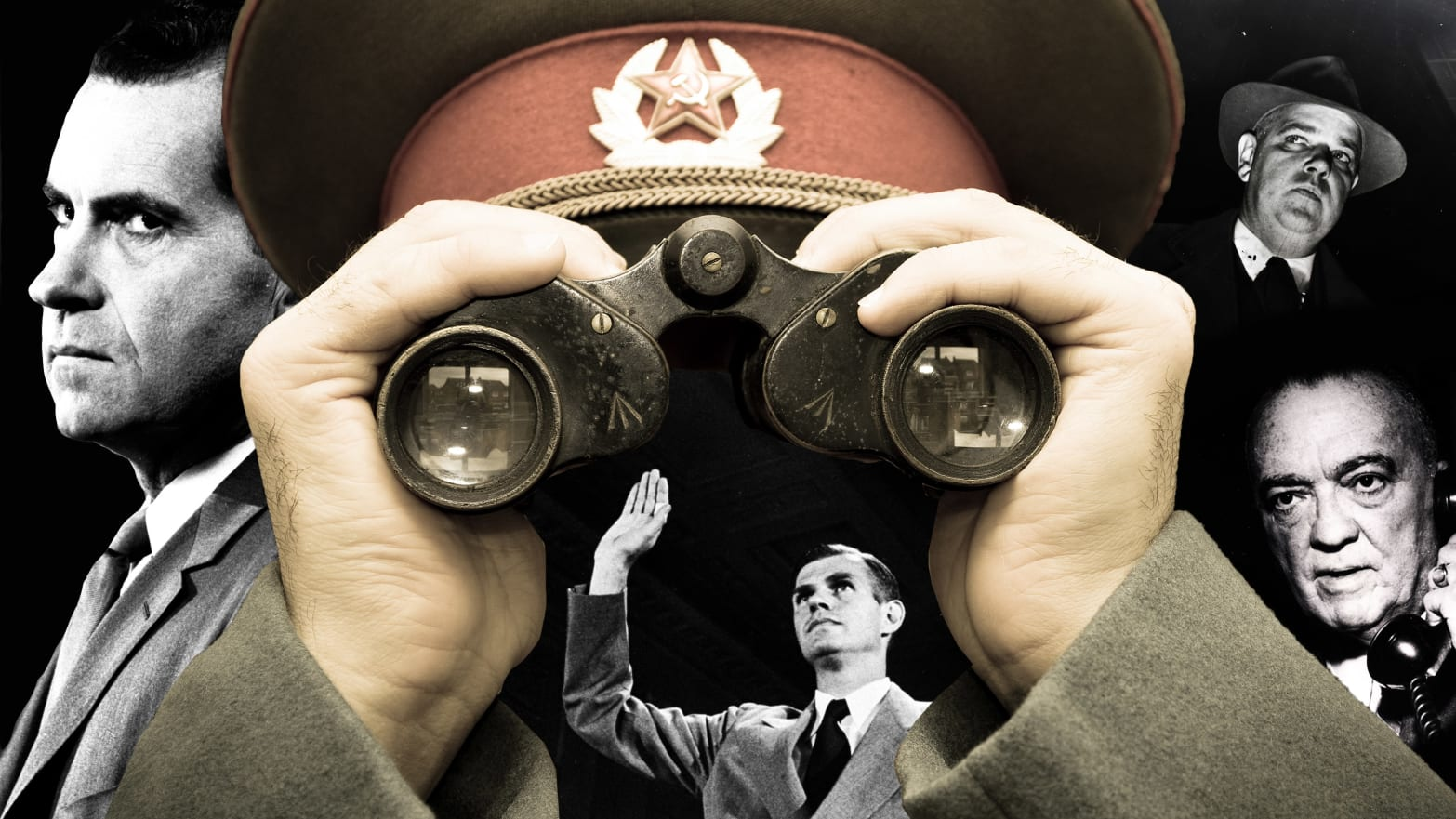 J. Edgar Hoover, Richard Nixon, and Alger Hiss: The Great Russia Witch Hunt (of 1949)