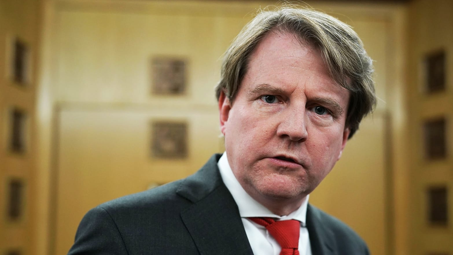 Trump DOJ Says Star Mueller Witness Don McGahn Does Not Have to Testify Before House Dems