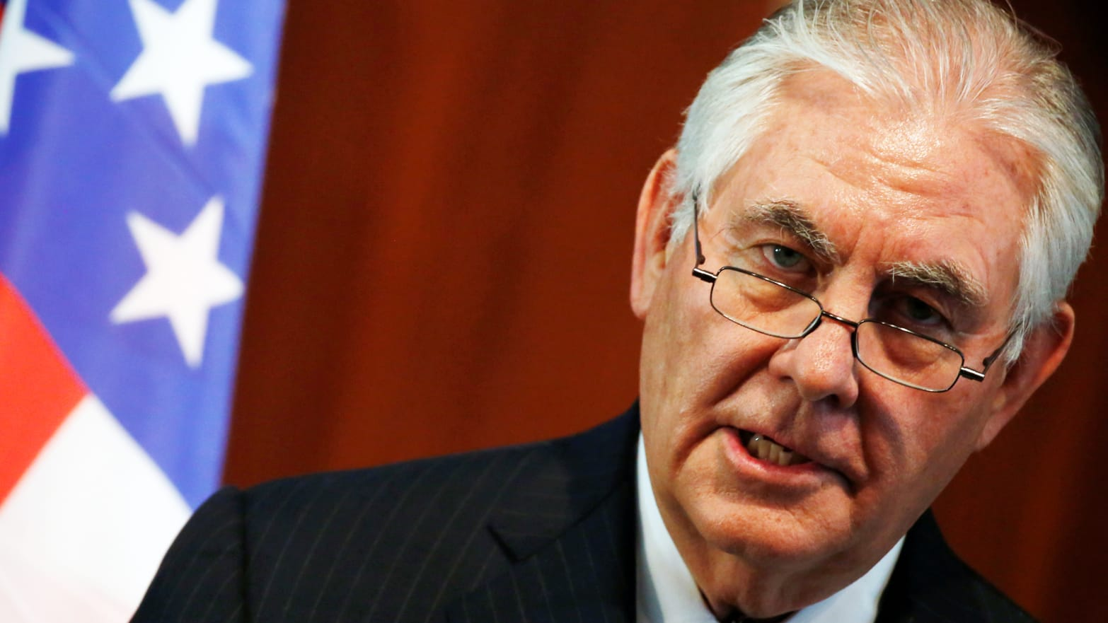 Rex Tillerson Secretly Meets With House Foreign Affairs Committee to Talk Trump