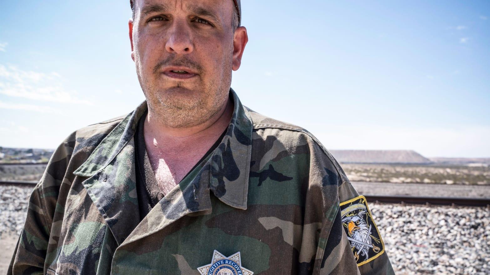 Border Vigilante Jim Benvie Was Accused of Running Child-Cancer Charity Scam