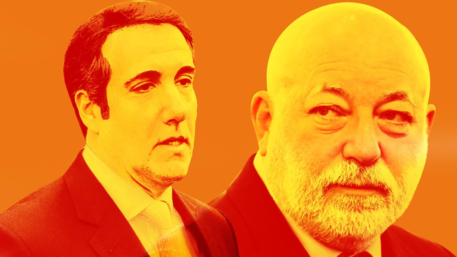 Cohen Called Columbus Nova CEO Andrew Intrater Tied to Oligarch Viktor Vekselberg Hundreds of Times: FBI