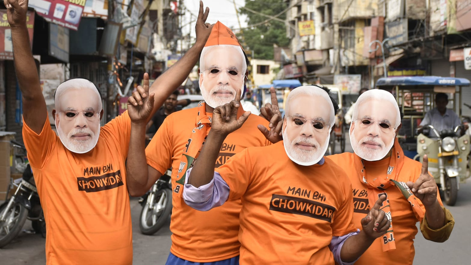Modi's India Election Landslide Should Scare the Sh*t Out of the Rest of Us