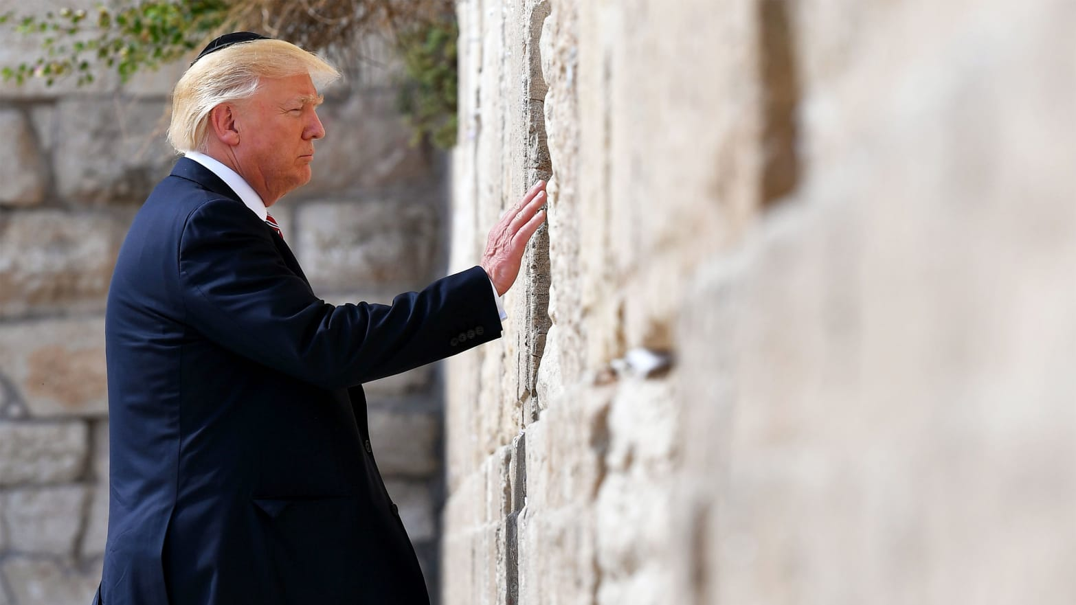 How Trump Helped Israel Learn to Love Occupying Palestinian Territory