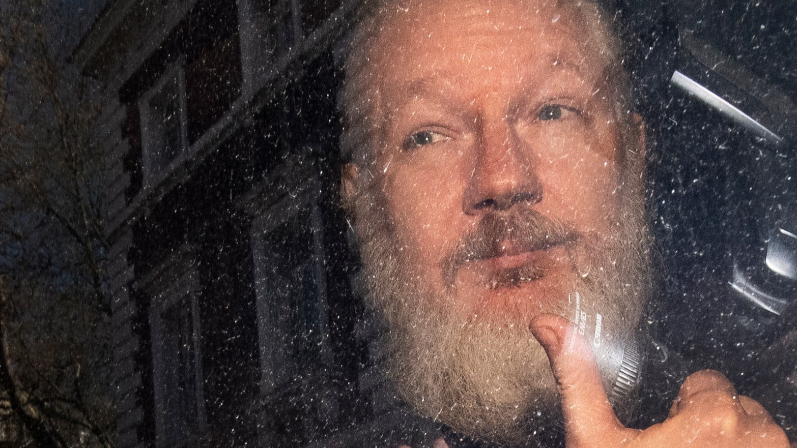 Julian Assange Espionage Act Charges Escalate Trump's War on Journalists He Calls the 'Enemy of the People'