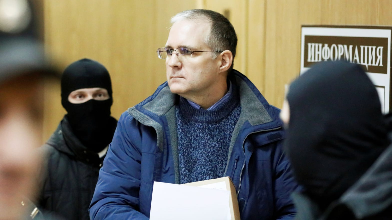 Paul Whelan, Accused U.S. Spy Held in Moscow, Says a Russian Investigator Threatened His Life
