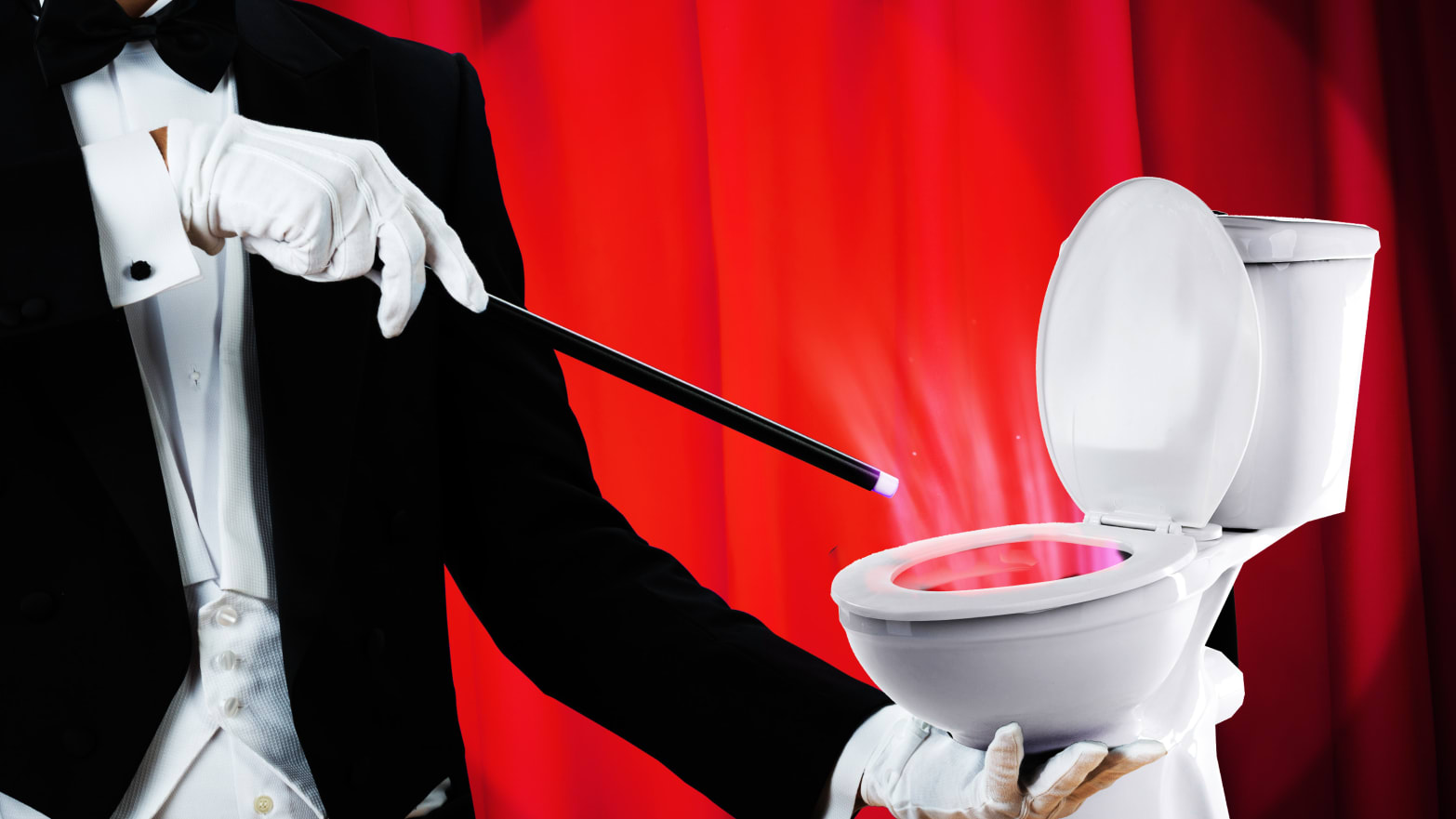 A Toilet That Vaporizes Your Poo