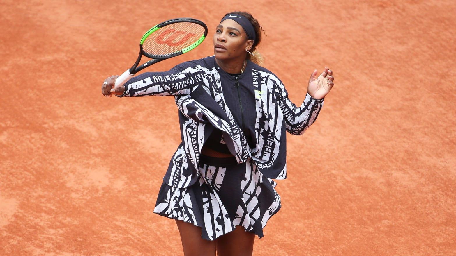 b770d015 Champion,' 'Queen,' 'Goddess,' 'Mother': Serena Williams' Powerful ...
