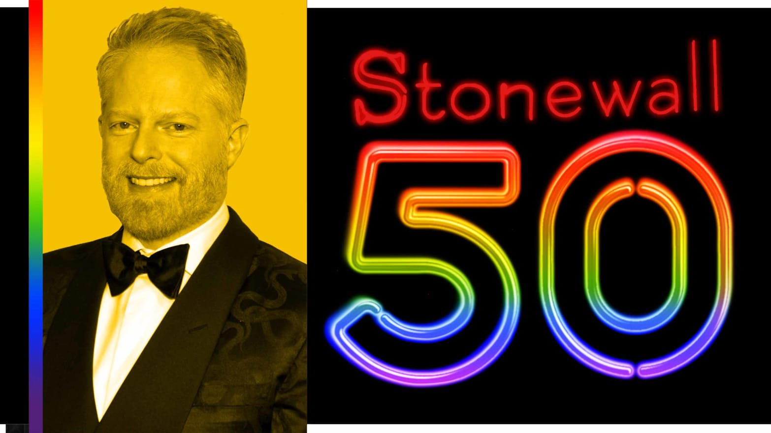 Jesse Tyler Ferguson on Stonewall 50: 'There Are Still So Many Threats Against the LGBTQ Community'