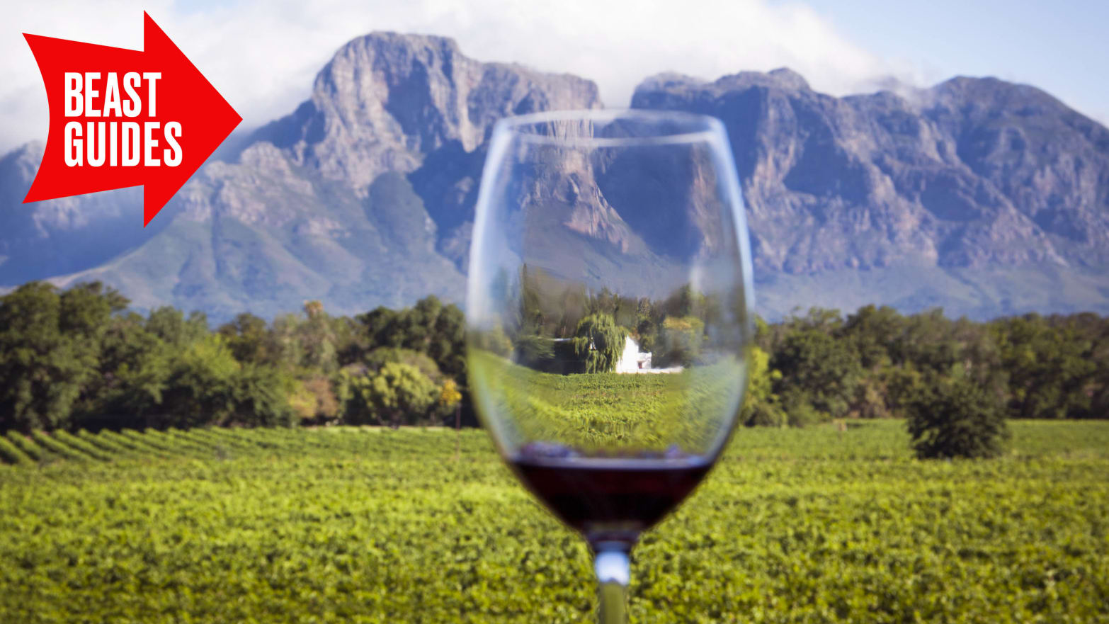 South African Wine Country Guide: Where to Eat, Stay, and Drink