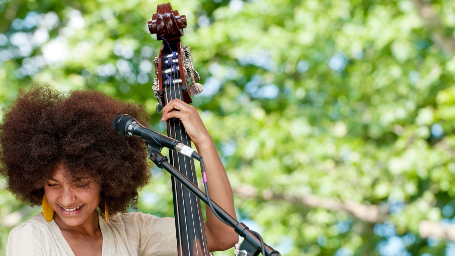 Esperanza Spalding Knows Music Can Heal  Now She Wants to
