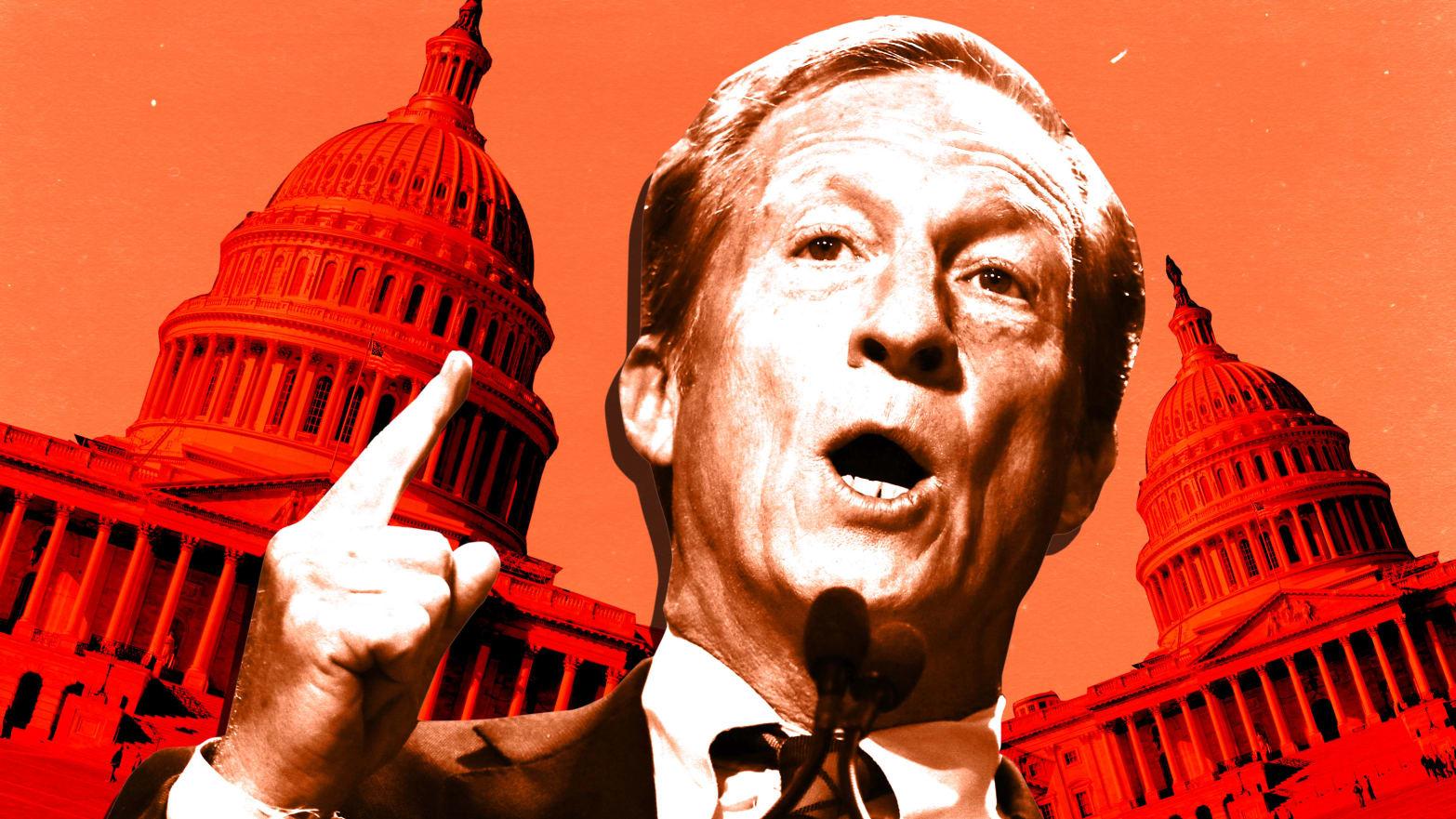 Billionaire Tom Steyer Jacks Up Pressure on House Democratic Leaders to Back Trump's Impeachment