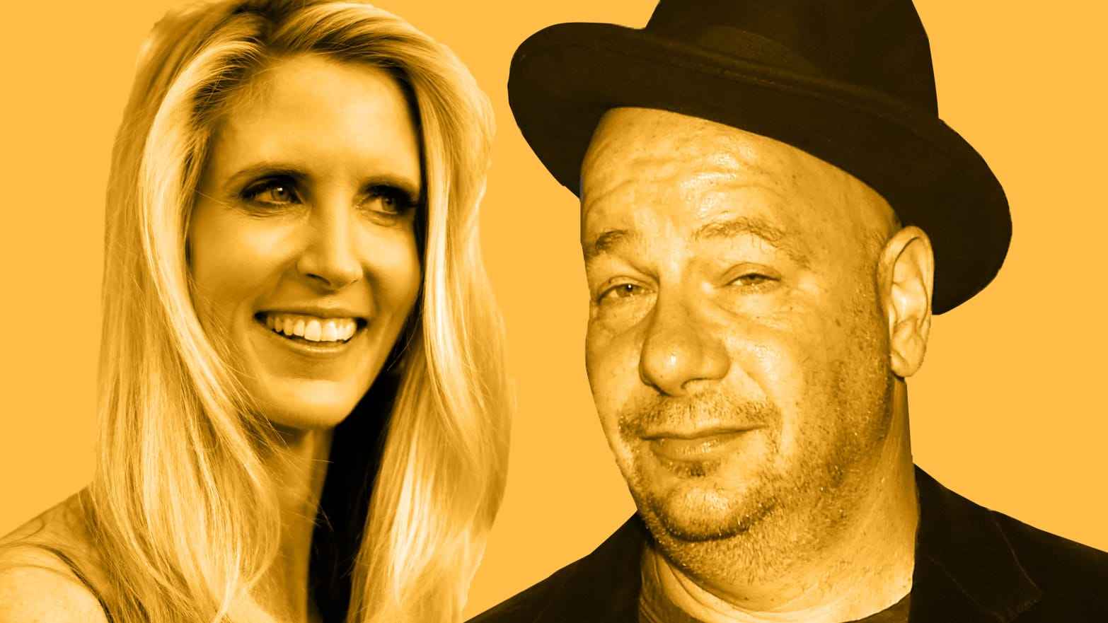 Jeff Ross: Ann Coulter 'Blew It' at Comedy Central Roast—and Then Lied About It