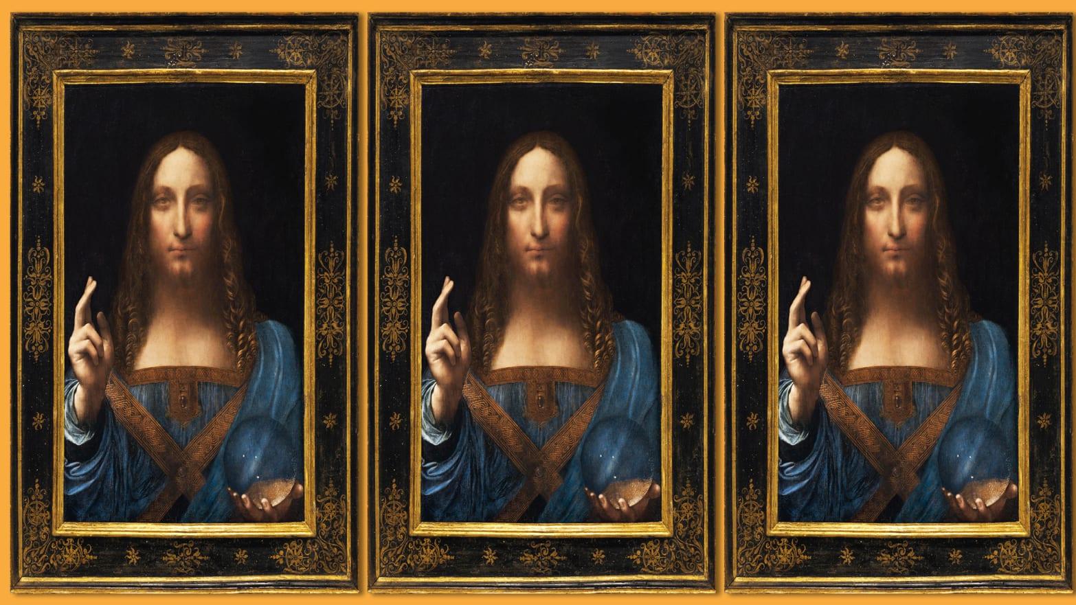 Is This $450 Million Da Vinci Really on a Saudi Crown Prince's Yacht?