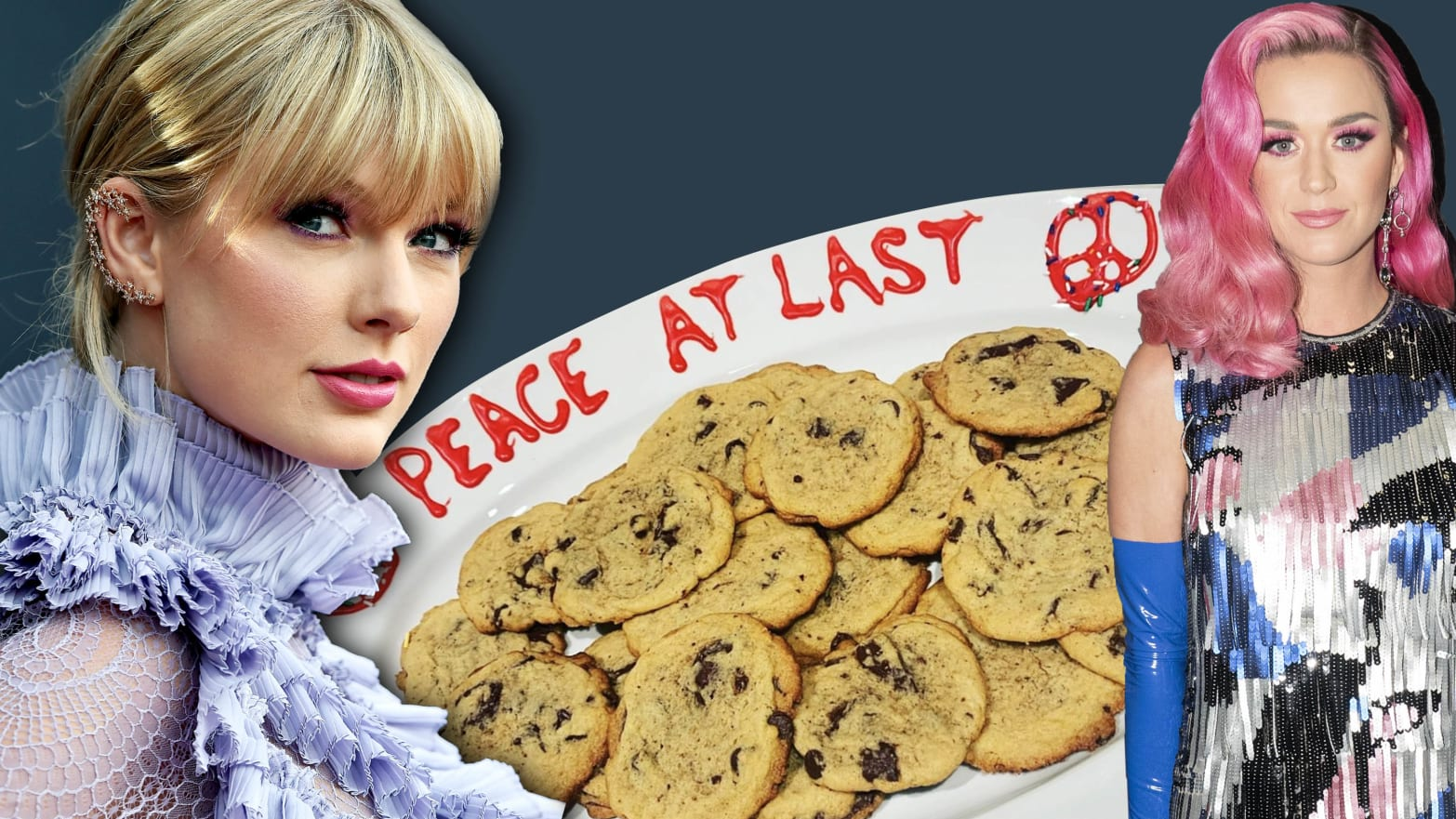 Taylor Swift And Katy Perry End Five Year Feud On Instagram Peace At Last