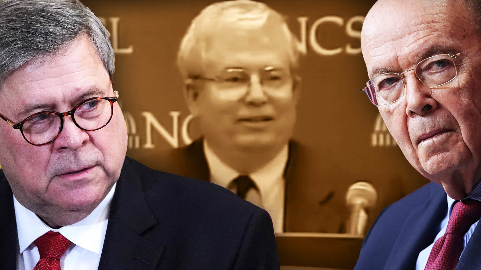Dead Republican Is More Forthcoming Than William Barr and Wilbur Ross