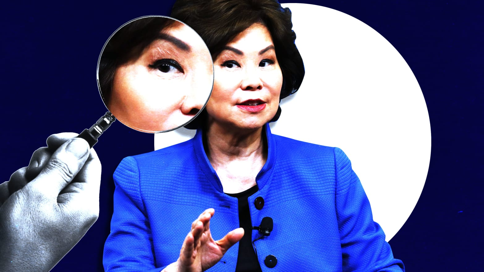 Elaine Chao Investigation: House Dems Seems Poised to Launch One, Even as They Fear Retribution