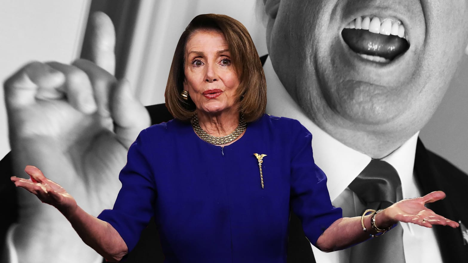 House Dems Do What They Do Best After Trump Invites Foreign Election Interference: Shrug