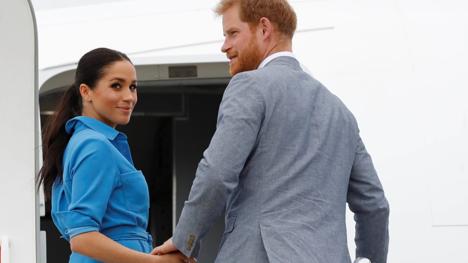 Meghan Markle Prepares to Walk the Royal Political Tightrope