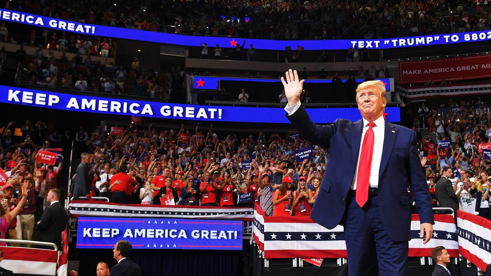 Trump's Orlando 2020 Presidential Campaign Launch Speech: Donald 1, Hillary 0