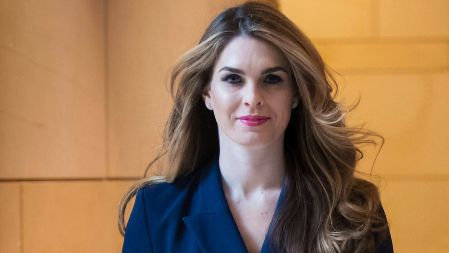 Hope Hicks Stonewalls, Enrages House Democrats