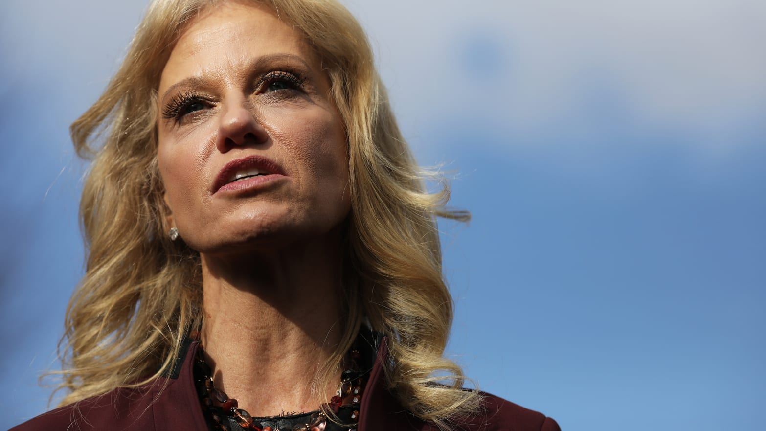 Kellyanne Conway Just 'Disregarded' The Law, Trump-Appointed Watchdog to Testify