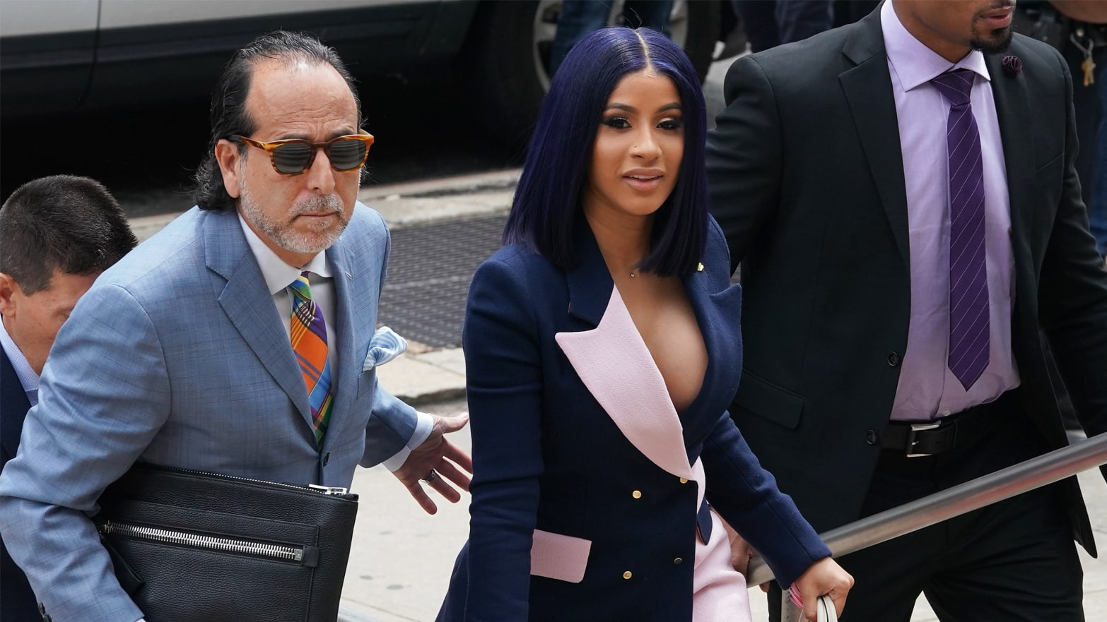 Cardi B Court: Cardi B In Court: How A Club Fight Turned Into A Felony