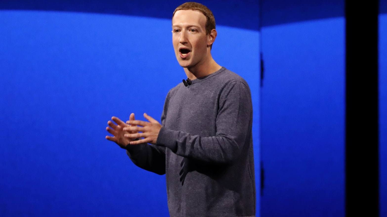 Zuckerberg: Lawmakers Want to Break Up Big Tech Just Because It 'Feels Nice' to Say That