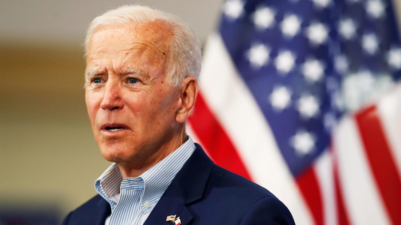 Joe Biden's 2020 Rivals Sense Blood in the Water After ...