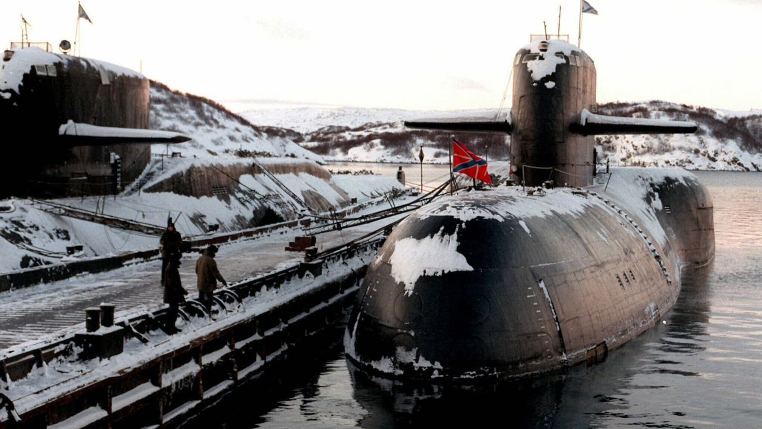 Losharik: What Was That Secret Russian Sub Doing Before It Caught Fire?