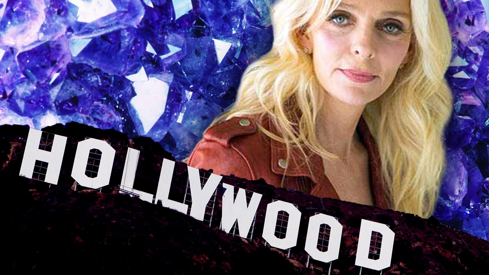 Audrey Hope, Crystal Healer to the Hollywood Stars, Tells All: 'People Are Really Suffering'