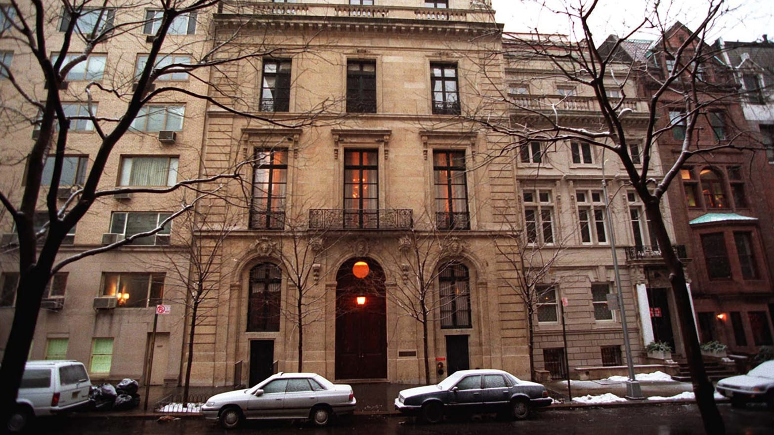 Image result for epstein manhattan mansion