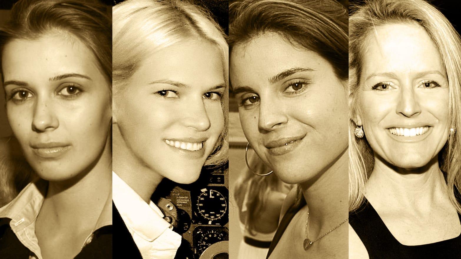Jeffrey Epstein's Alleged Accomplices: Where Are Sarah Kellen, Nadia Marcinkova, Adriana Ross & Lesley Groff?
