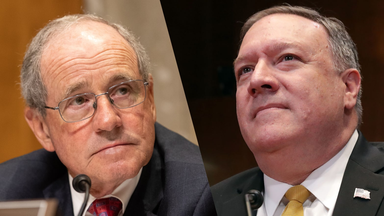 Senators and State Department at Each Other's Throats