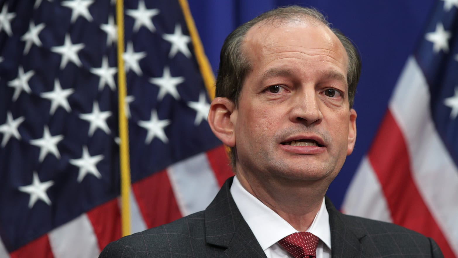 Alex Acosta: Trump Labor Secretary Exits Over Jeffrey Epstein Scandal, Says It's Not 'Fair' to Be 'the Focus'
