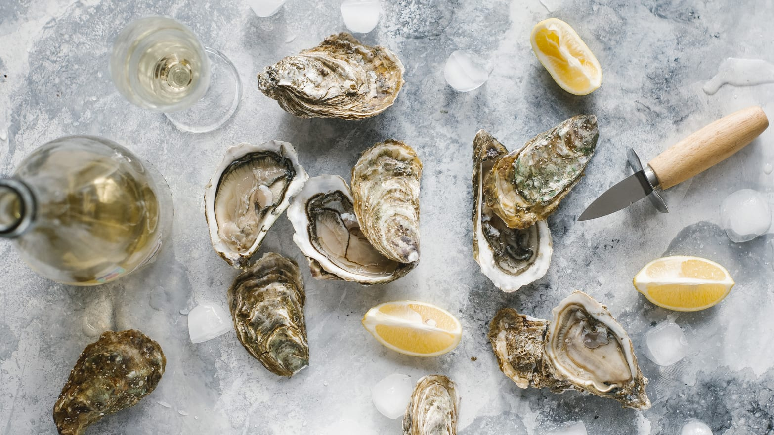 How All-You-Can Eat Oysters (With Champagne!) Can Save Denmark