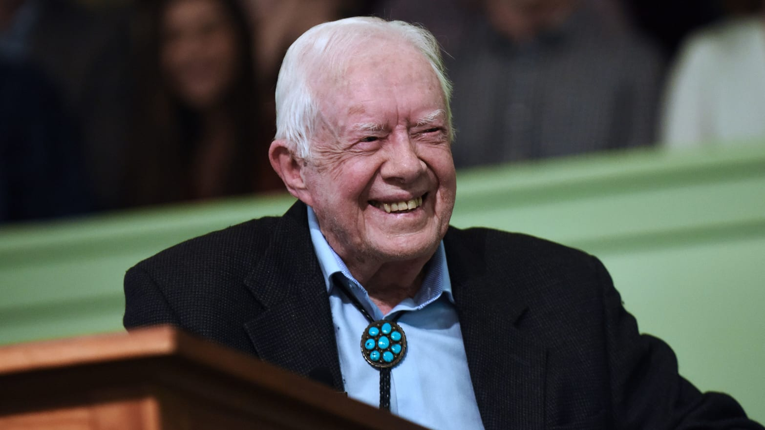 Jimmy Carter Took Me to Sunday School — Literally