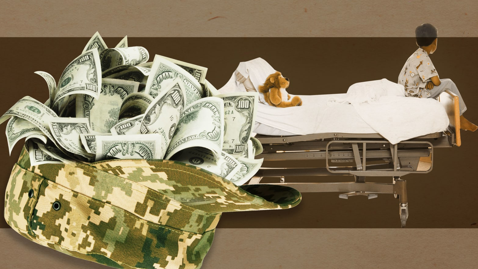 Former VA employee used Vets' ailing kids to scam millions