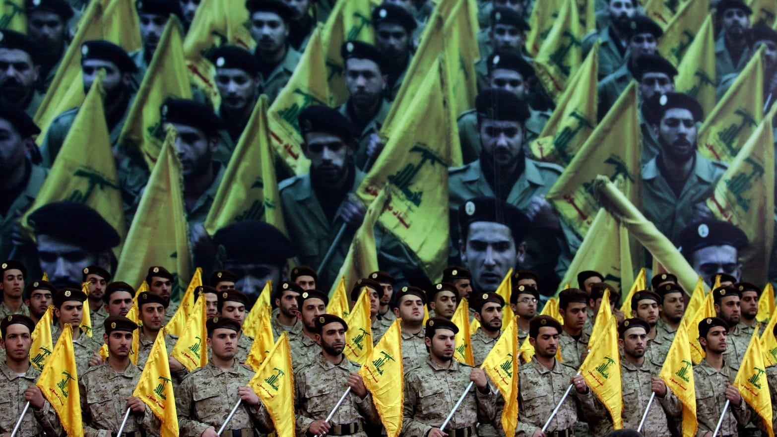 As Iran-U.S. Tensions Rise With Drones Downed, Hezbollah Readies for War With Israel