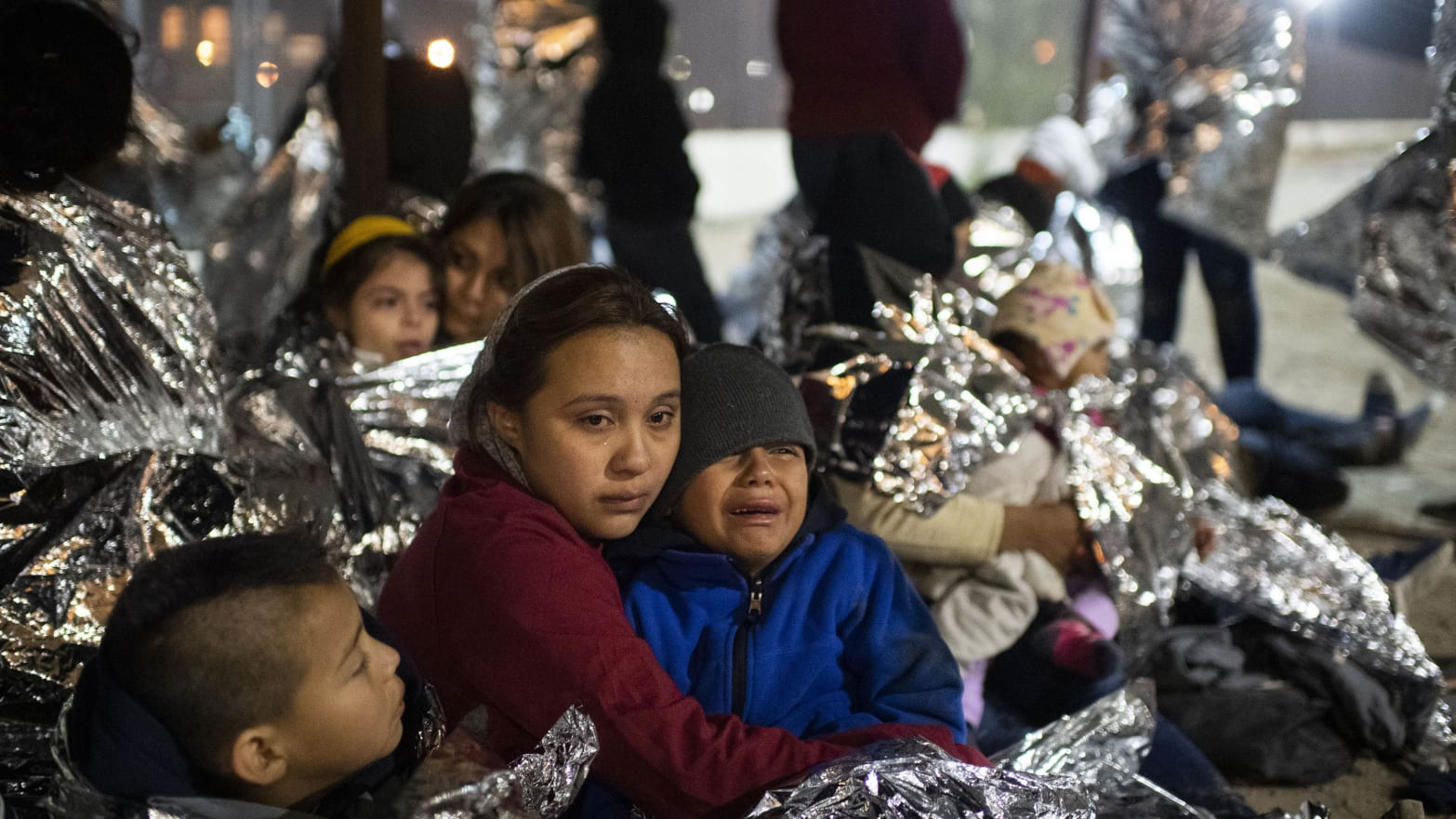 Barbarism at the Border Is Just as Shocking as the First Concentration Camps