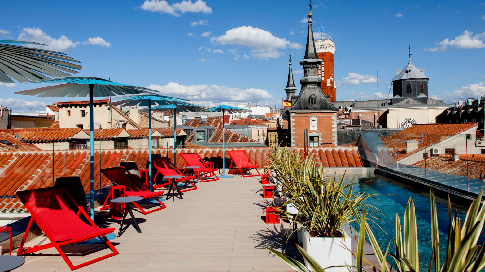 Pestana Plaza Mayor: Madrid's Plaza Mayor Got Its First Hotel and It's Just Right